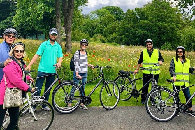 Cork City Greenway Small-Group Cycling Tour