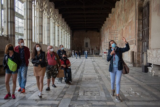 Private and Guided Tour of Piazza dei Miracoli in Pisa