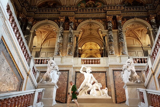 Private Tour of the the Art History Museum (Kunsthistorisches Museum) with an Art Historian:
