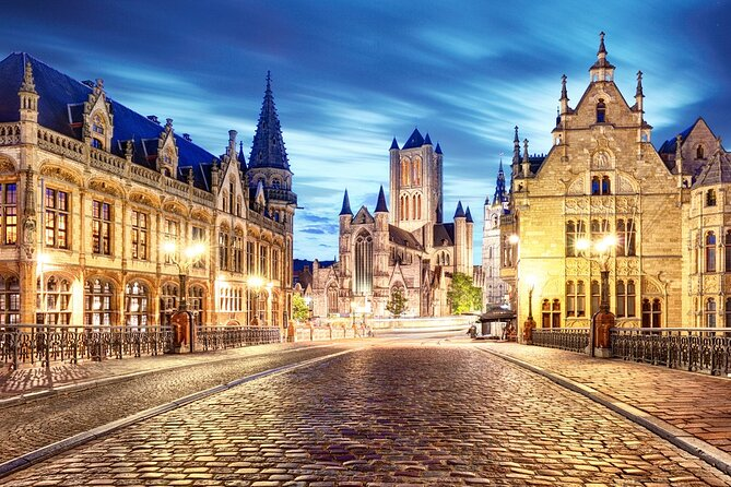 Evening Tour of the Dark Side of Gent