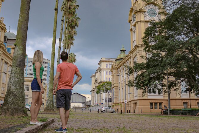 Historical Walk and Museums of the Center (Walking Tour)