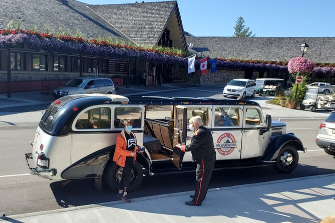 90 Minute Historic Jammer Tours