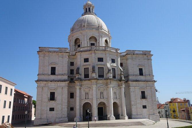 Lisbon Self-Guided Scavenger Hunt Walking Tour