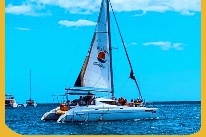 Sunset Catamaran Tour from Tamarindo Beach