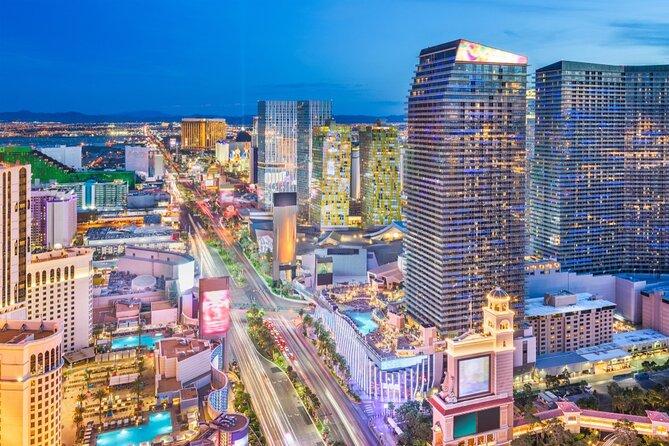 Vegas Sign and Strip Tour