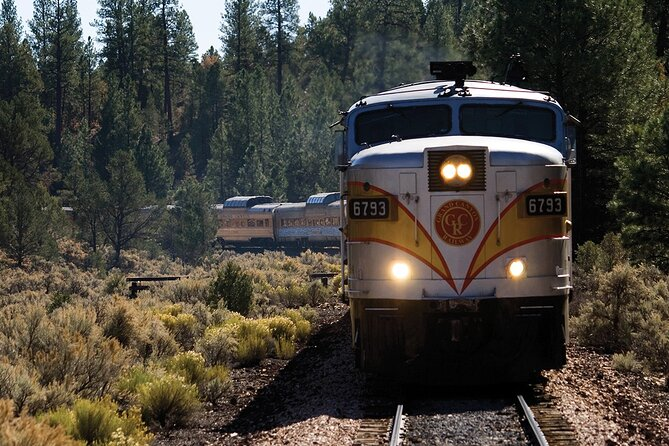 Grand Experience Coach Railroad Excursion Sedona