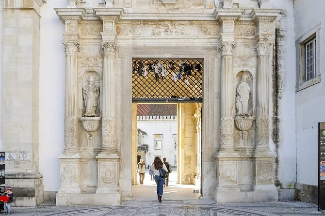 Coimbra Highlights: Explore Portugal's Oldest City on a Self-Guided Audio Tour