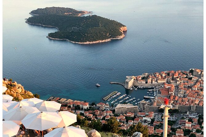 Guided Game of Thrones Tour in Dubrovnik with Lokrum Island