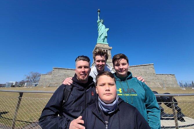 From Staten Island: Statue of Liberty Tour & Ellis Island