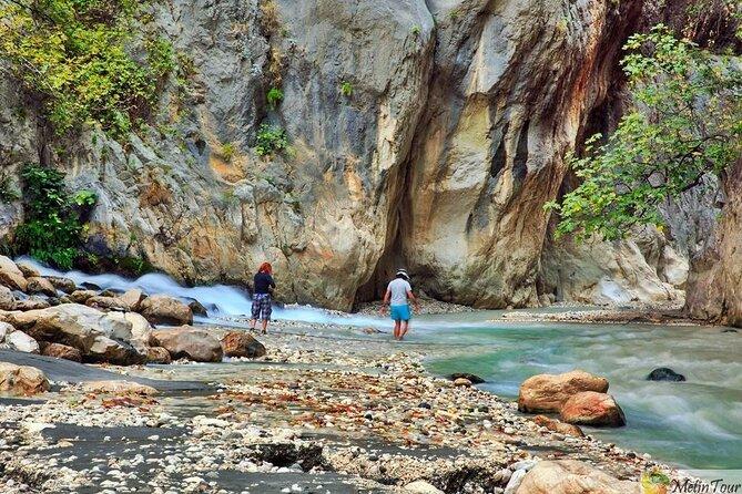 THE BEST of Fethiye: Saklikent Gorge and Ancient City Tlos