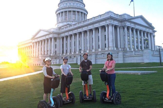 2-Hour Segway Tour of Salt Lake City