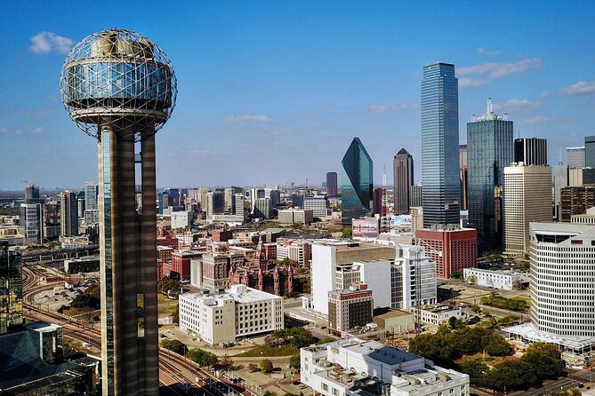 Best of Dallas Sightseeing Bus Tour with CityPass Option
