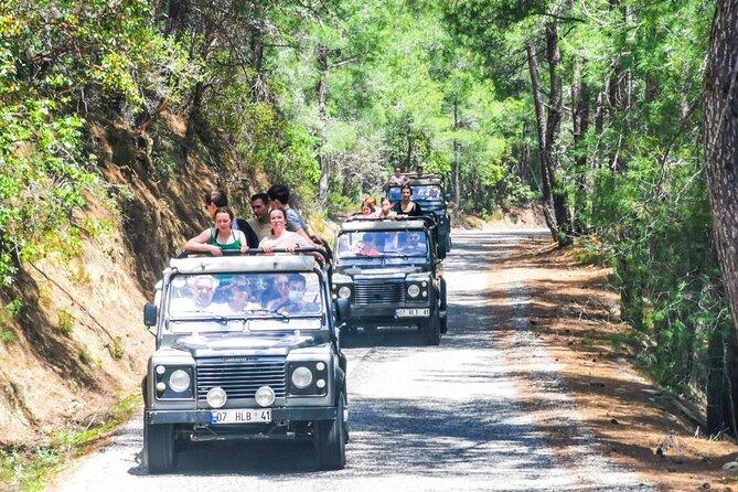 Jeep Safari + Boat Trip in Taurus Mountains from Belek