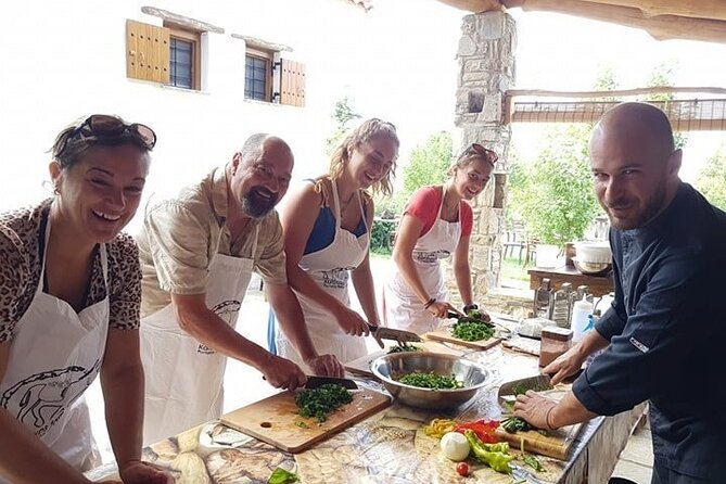 Private Cooking Class for the Real Taste of Greece