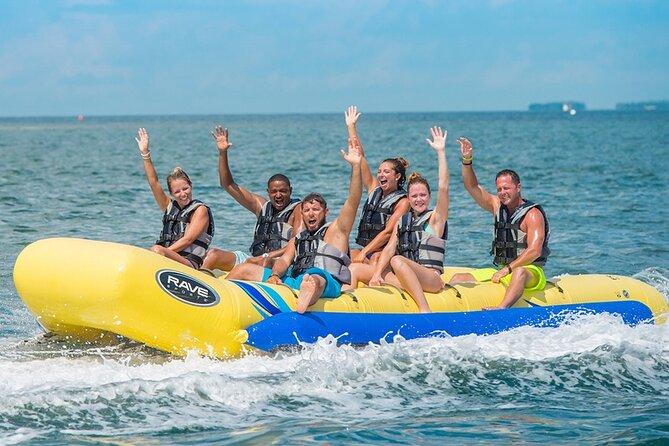 Banana Boat Ride with Miami Watersports