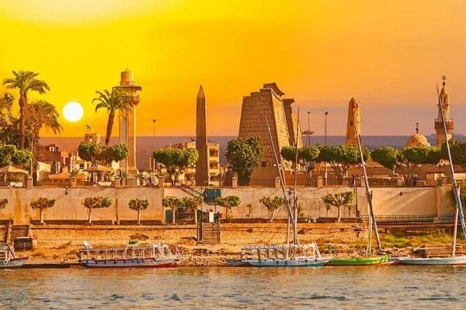 Luxor One Day Tour From Hurghada