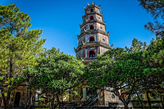 Full-day HUE CITY TOUR & CRAFT VILLAGES