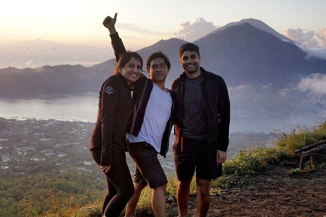 Batur Volcano Trekking with Hot-spring, Breakfast and Hotel Transfer