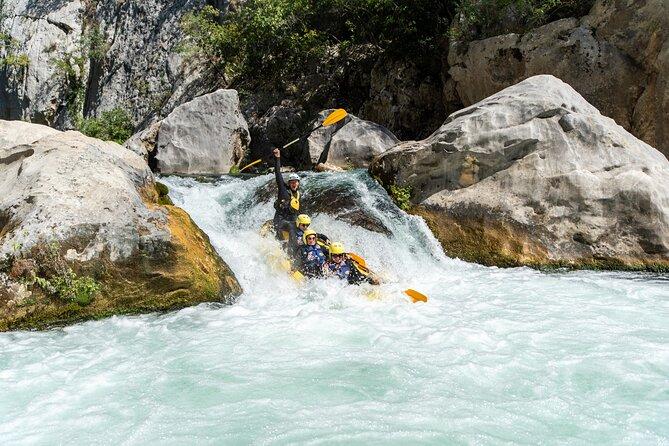 Multi-Adventure Experience in Cetina River