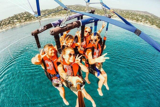 Ascension Parachute flight in Sainte Maxime