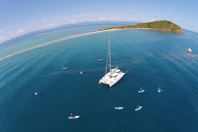 2-Night Whitsunday Islands Catamaran Cruise: Entice/O'Nice