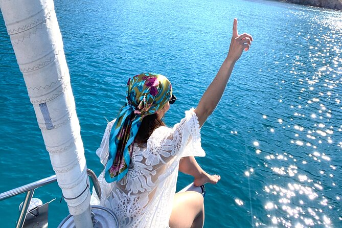 Full Day Boat Tour of Ibiza and Formentera