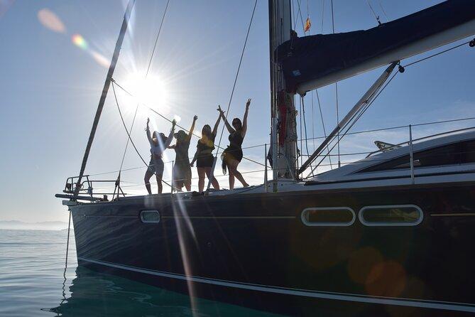Day Charter - Aboard Sun Odyssey 54 (Ibiza and Formentera)