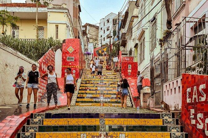 Best of Rio: Secrets of Santa Teresa and Lapa Steps