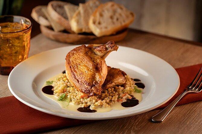 Las Vegas Dining: Lunch at Matteo's Ristorante Italiano at the Venetian Resort