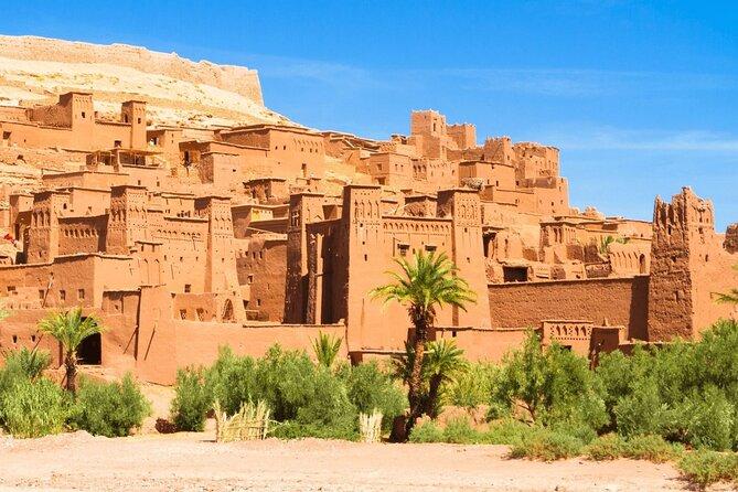 5 days Morocco Tour from Casablanca to Marrakesh via Sahara desert and Fes