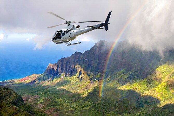 Doors Off Air Kauai Helicopter Tour