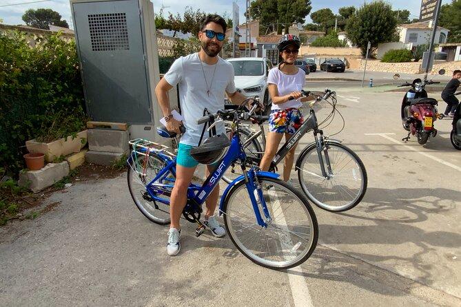 E-Bike Rental in Moraira, Calpe, Jávea, Denia