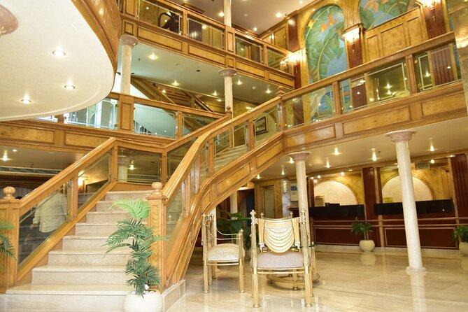 Amazing 2 nights Sailing Nile cruise from Aswan to Luxor