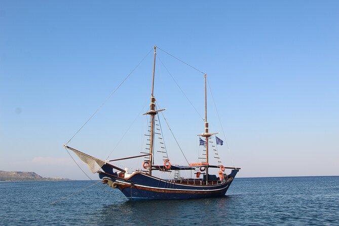 Half-Day Sailing Tour with Snorkeling in Faliraki
