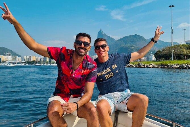 Shared Boat Trip - Cagarras Islands - Rio de Janeiro
