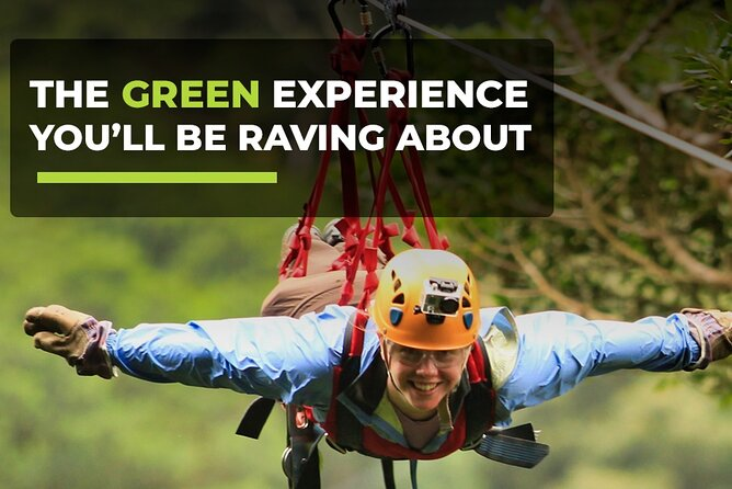 Full Monteverde Cloud Forest Experience With Ziplining and Lunch