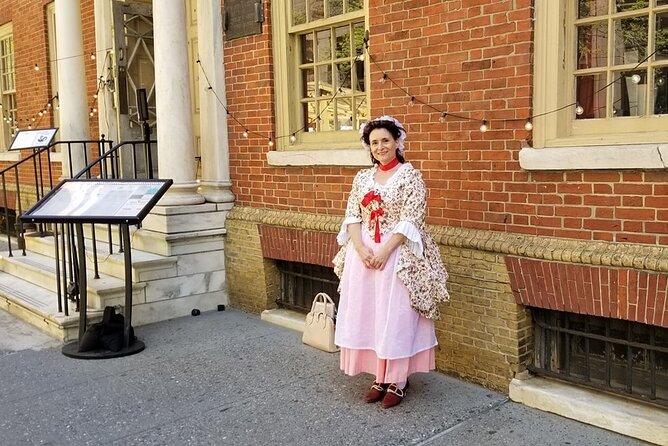 NYC Revolutionary War-Era Walking Tour 2021 - New York City