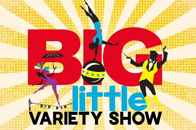 The Big Little Variety Show in Las Vegas