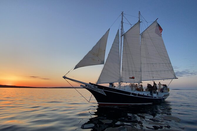 Sunset Sail from Traverse City with Food, Wine & Cocktails