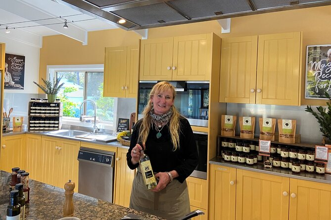 Maggie Beer's Farmshop Interactive Cooking Demonstration