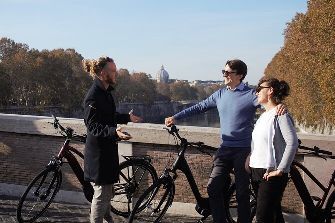 Private Rome Bicycle Tour