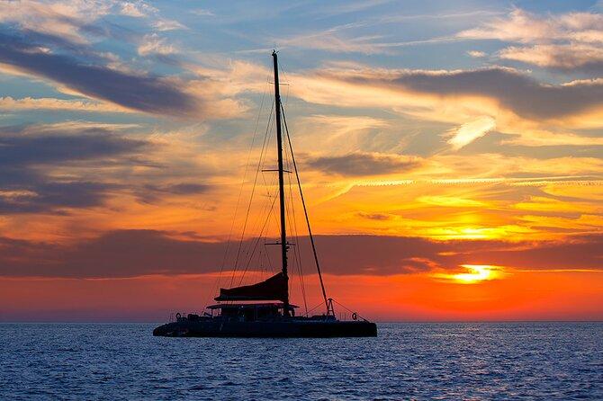 2 Hour Sunset Catamaran Cruise from Alicante