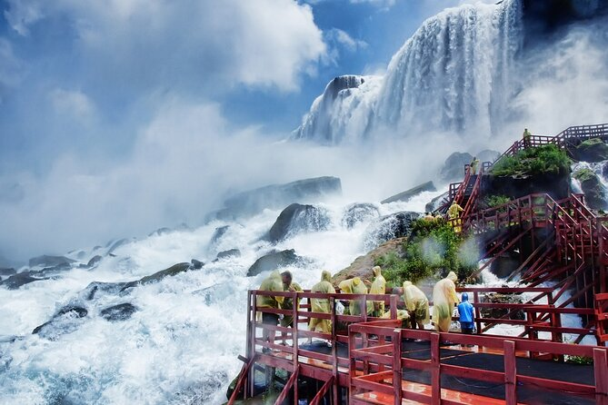 Half-Day Small-Group Tour to View Points of Niagara Falls