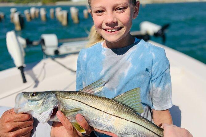 4-Hour Private Inshore Fishing Trip in Sarasota