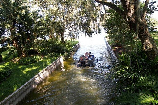Pontoon Lake Tours