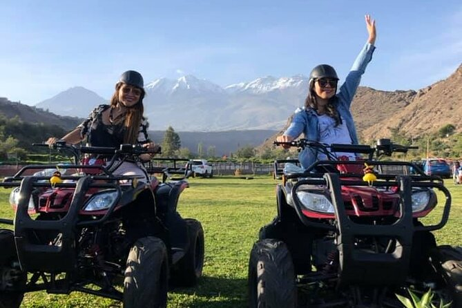 Arequipa Tour, Valley, ATVs and Canopy.