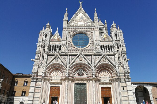 Private visit to the Cathedral of Siena