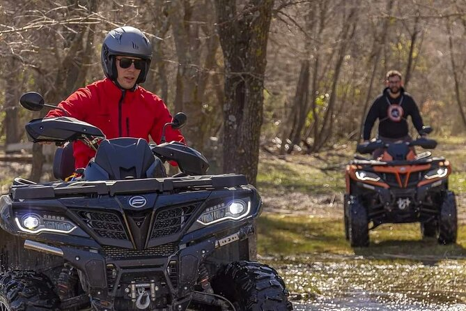 Private Quad Adventure in Krka National Park with Wine Tasting