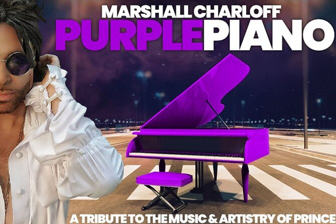 Purple Piano Show at the Alexis Park Resort in Las Vegas