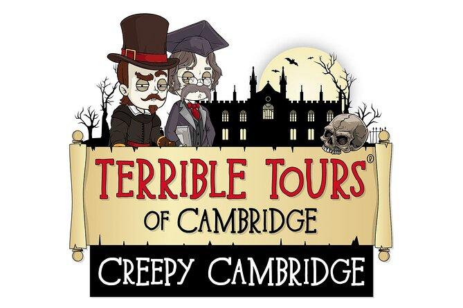 Creepy Cambridge - Cambridge's Most Entertaining Ghost Walk